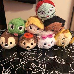 Disney tsum tsum collection